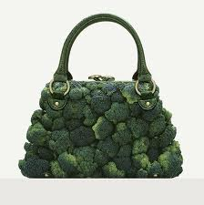 Broccoli Handbag