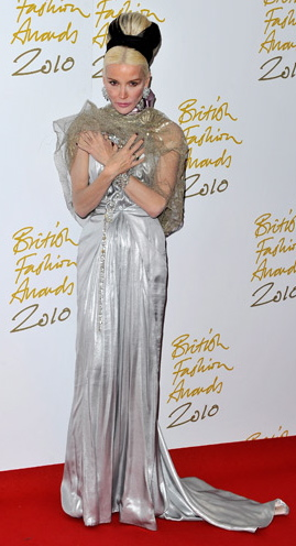 daphne-guinness-British Fashion Awards