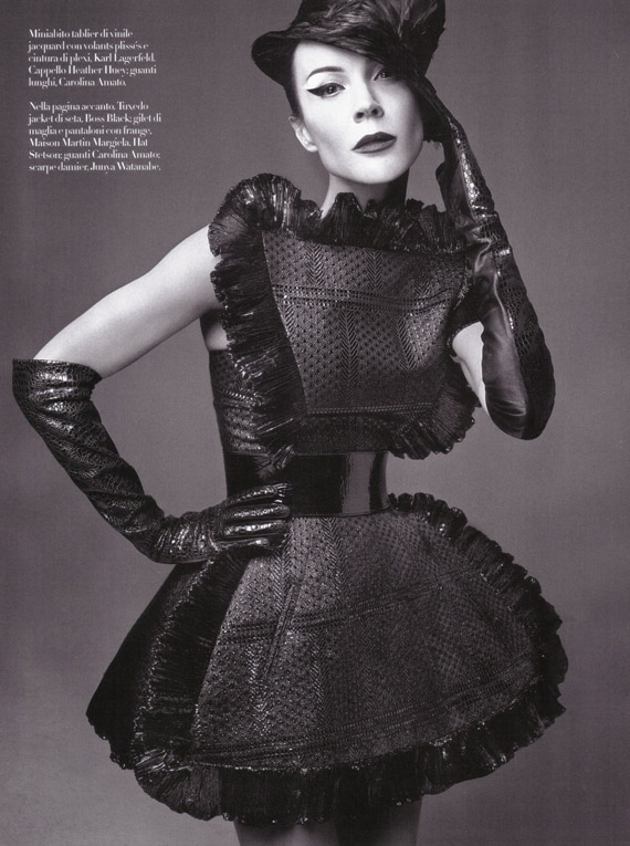 daphne-guinness-vogue-italia