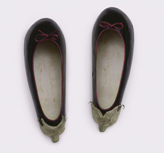 Fulvio Bonavia egg-plant-shoes