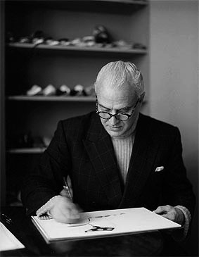Manolo Blahnik by Ivan Terestchenko