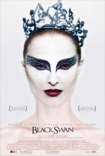 Make-up Nataly Portman Black Swan