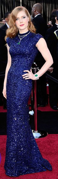 Amy Adams Oscars 2011
