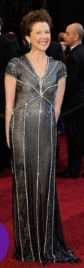 Annette Bening Oscars 2011