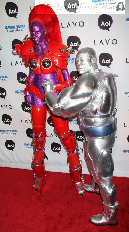 Heidi Klum's 11th Annual Halloween Party