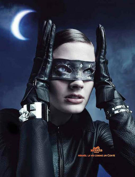 hermes-fall-winter-2010-2011-ad-campaign Zoro Halloween