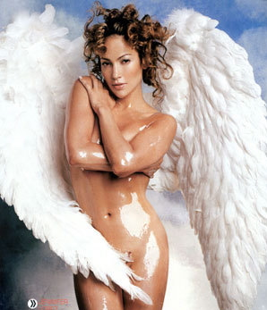 jennifer-lopez Angel Nude