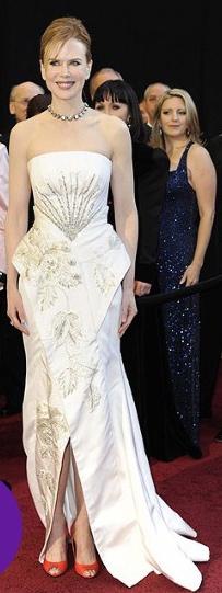 Nichole Kidman Oscars 2011