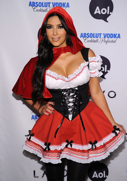 Κim Kardashian-Halloween Dress