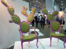 Chair Cactus photographed by Yanna Papaioannou