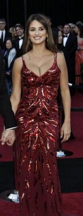 PENELOPE-CRUz Oscars 2011