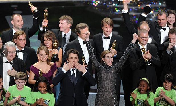 Oscar Winners all Oscars 2011