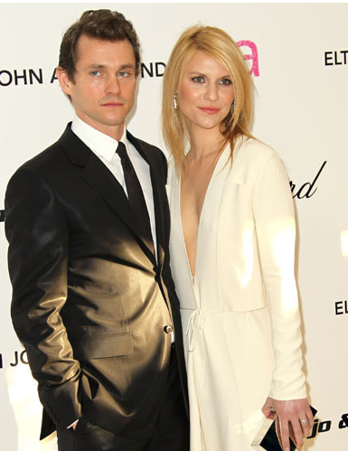 Hugh Dancy and Claire Danes Oscars 2011