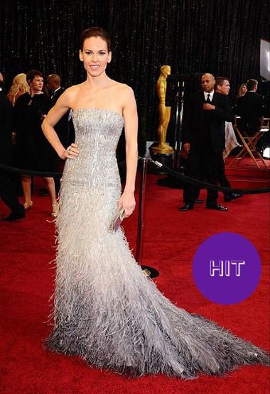 Hillary Swank Oscars 2011