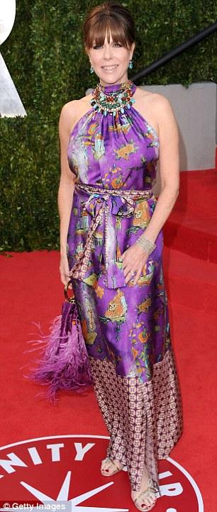 Rita Wilson Oscars 2011