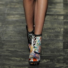 Christian Louboutin Shoes for Mary Katrantzou