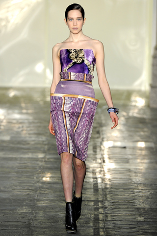 Mary katrantzou Winter 2011-2012