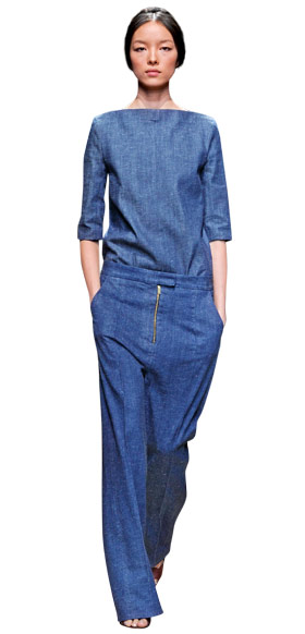 Celine Denim Look 2011