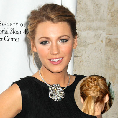 blake lively hair 2011. Number 3 : Blake Lively