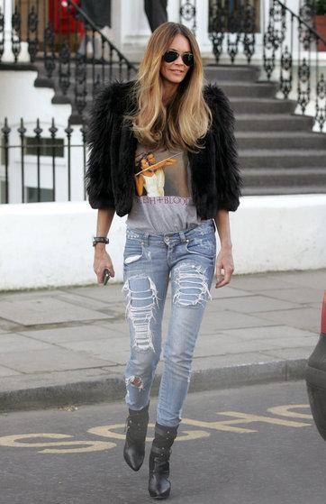 Elle Macpherson Jeans