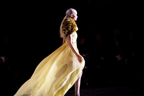 Wedding Gown, Unique, Gucci 2011 Autumn-Winter
