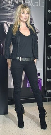 kate moss skinny black jeans