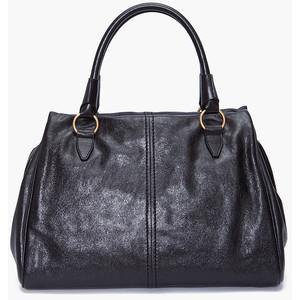 Alexander McQueen black handbag 2011