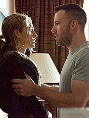 Blake Lively and Ben Affleck The Town 2010
