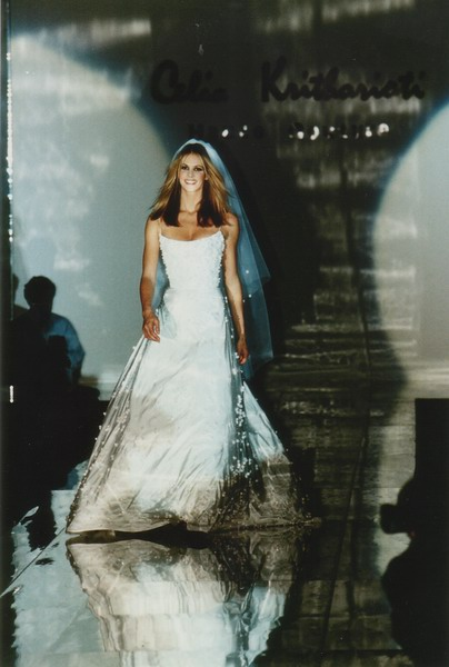 Wedding Dress, Princess Style, Celia Kritharioti
