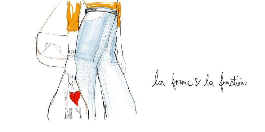 chloe-jeans Garance Dore drawing
