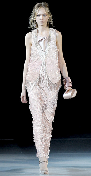 Unique Wedding Dress, Giorgio Armani,2011