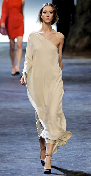 Lanvin Nude color wedding dress