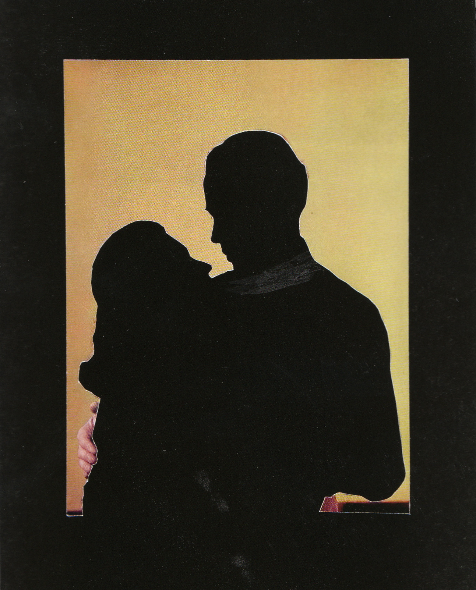 Couple, John Stezaker