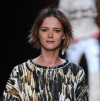 Isabel-Marant Short Cool Bob hairstyle