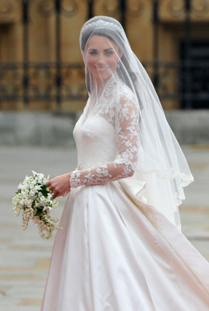 Royal Wedding dress Kate Middleton