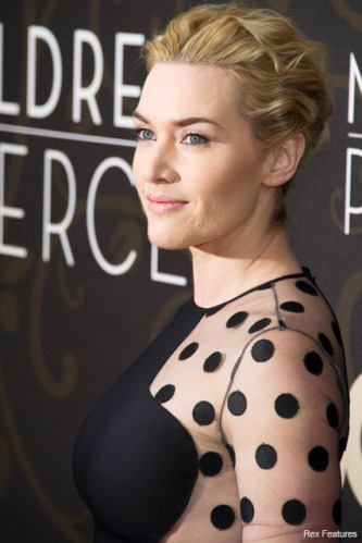 Kate Winslet hair makeup