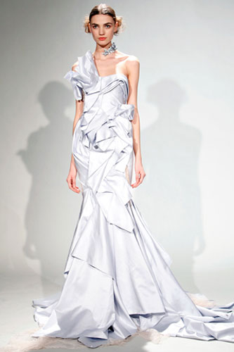 Marchesa, Wedding Dress 2011
