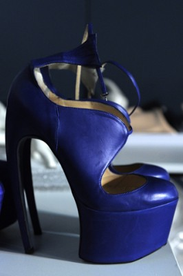 Mugler shoes fall 2011