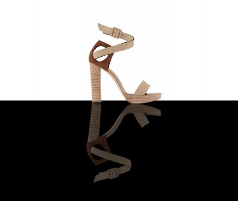 strappy sandal by Pierre Hardy