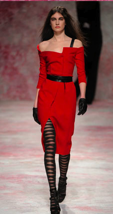 Prabal Gurung 2011, Bondage tights