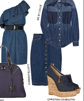 Denim Clothes 2011