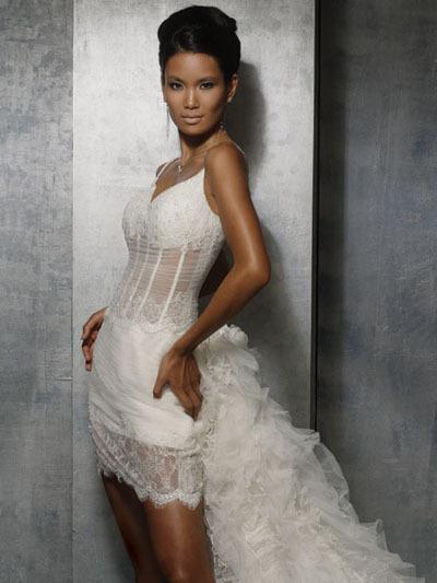 Wedding Dress, Sexy style
