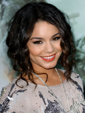 Vanessa Hudgens Hair Makeup