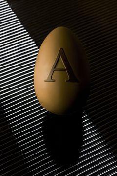 Armani nude chocolate egg Πασχαλινα αυγα