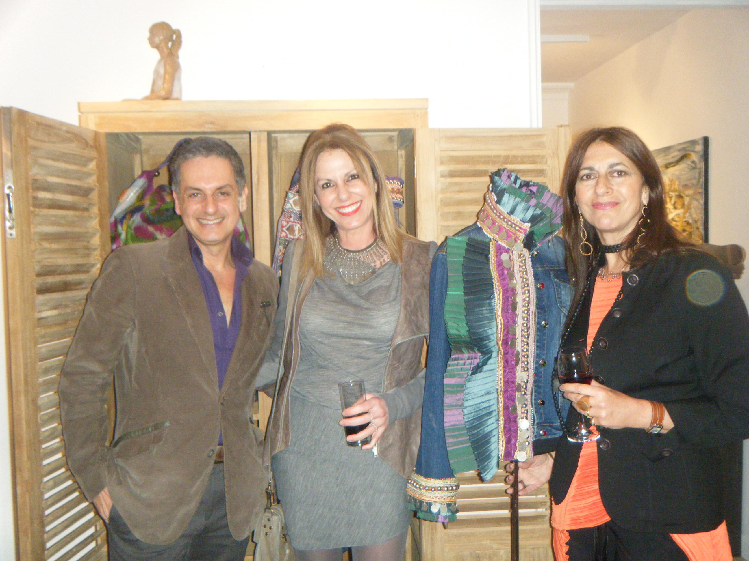 Dimitris Dassios, Nina Papaioannou, Maria Xanthakos