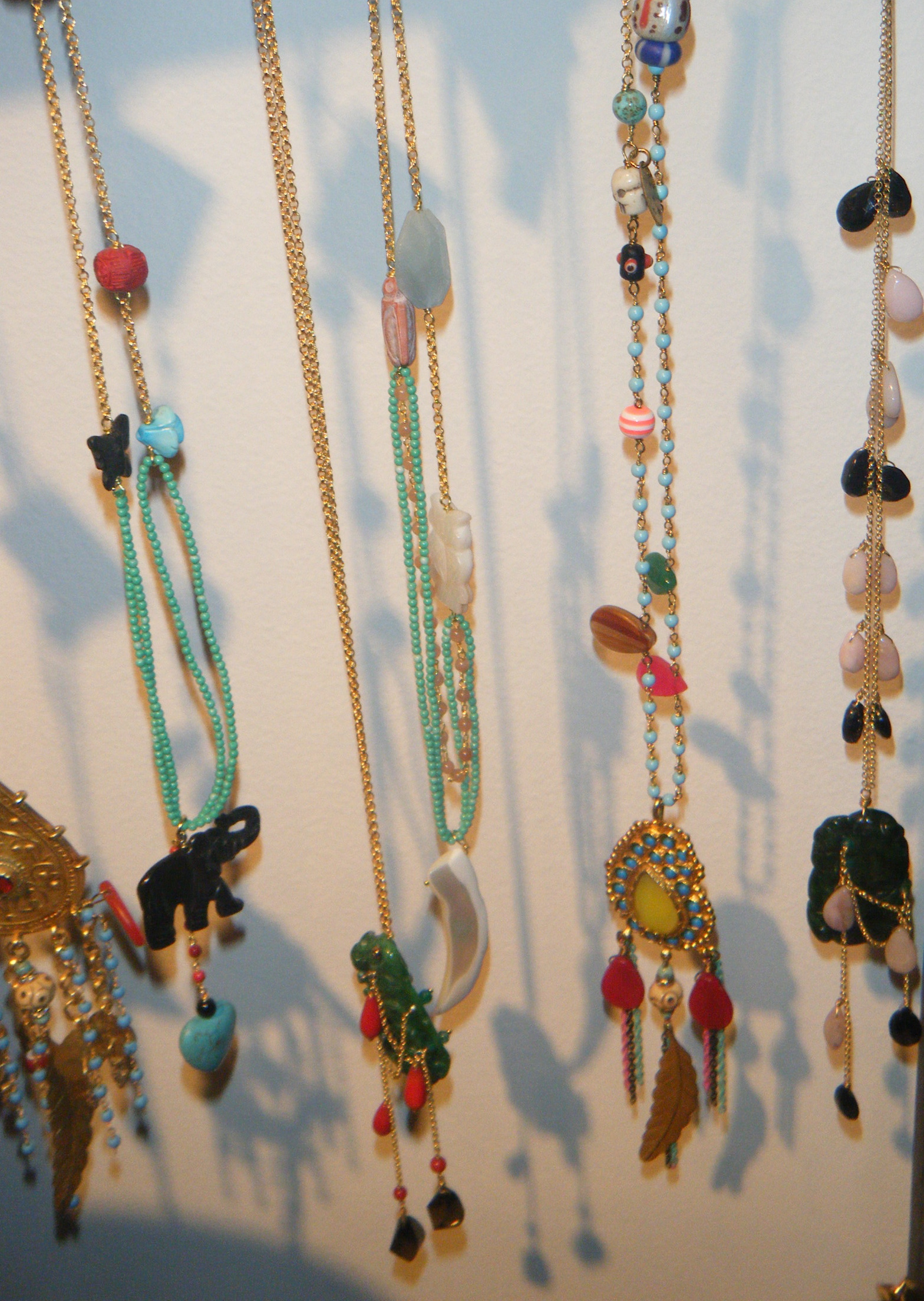 Katerina Psoma Necklaces