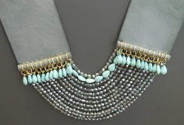 Maria Mastori necklace