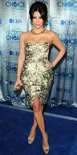Kim Kardashian Louboutin nude stilettos