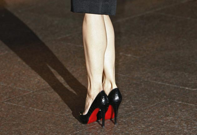 High Heel Stilettos red sole Louboutin