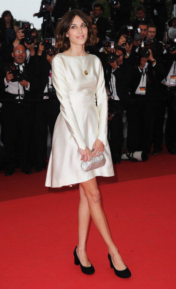 "Alexa Chung,2011 Cannes Film Festival - ""Sleeping Beauty"" Premiere"